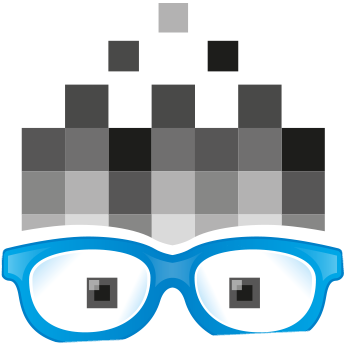 PixelGeek Head